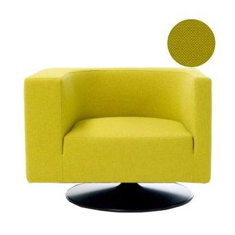 Arco OUTLET | Arco Side by Side | 80 x 80 x 67,5 cm | Edelstahl | Grün hallingdal 420