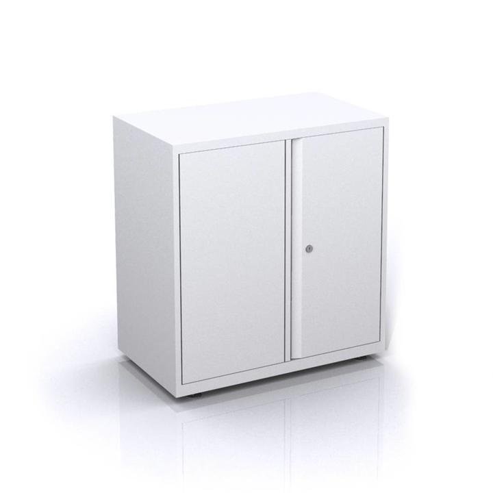 Bisley LateralFile   Two door cupboard