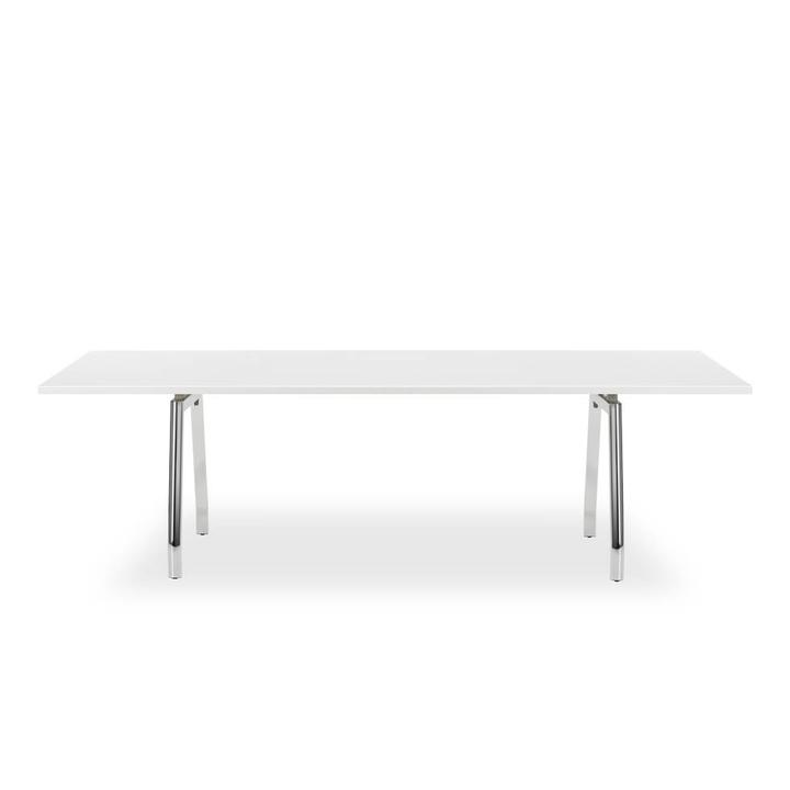 Refurbished UniFor MDL   Meeting table   W 240 x D 100 x H 73 cm