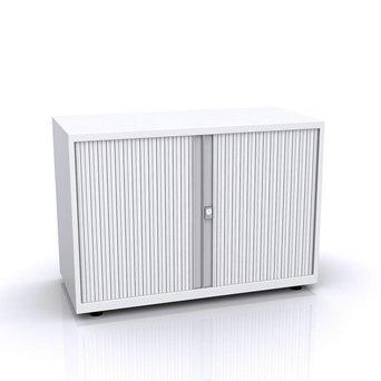 Bisley Bisley LateralFile | Tambour door cabinet | W 100 cm