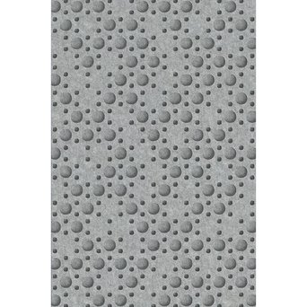 De Vorm De Vorm Dots Acoustic PET Felt Panel