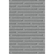 De Vorm Stripes Acoustic PET Felt Panel
