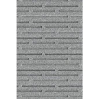 REFELT REFELT Stripes Acoustic PET Felt Panel | 2 st.