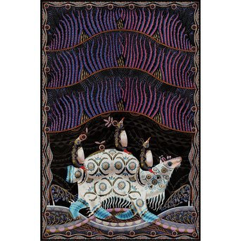 Moooi Carpets Moooi Carpets Polar Byzantine