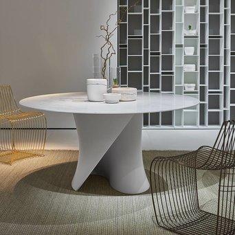 MDF Italia MDF Italia S Table   Marble   W 210 x D 150 cm