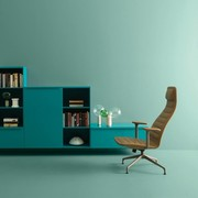Cappellini Lotus Attesa | Without armrests