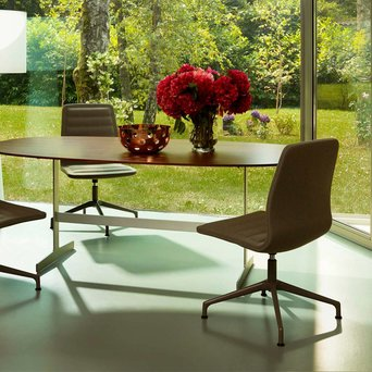Cappellini Cappellini Lotus Low | Cross base