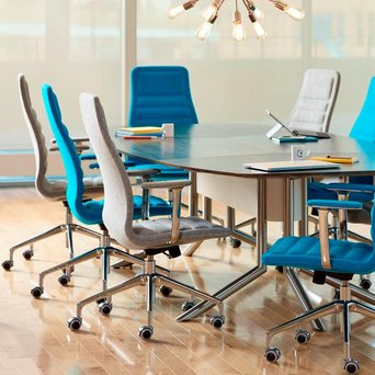 Cappellini Cappellini Lotus Medium | Office chair