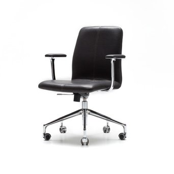 Cappellini Cappellini Lotus Comfort Low | Office chair