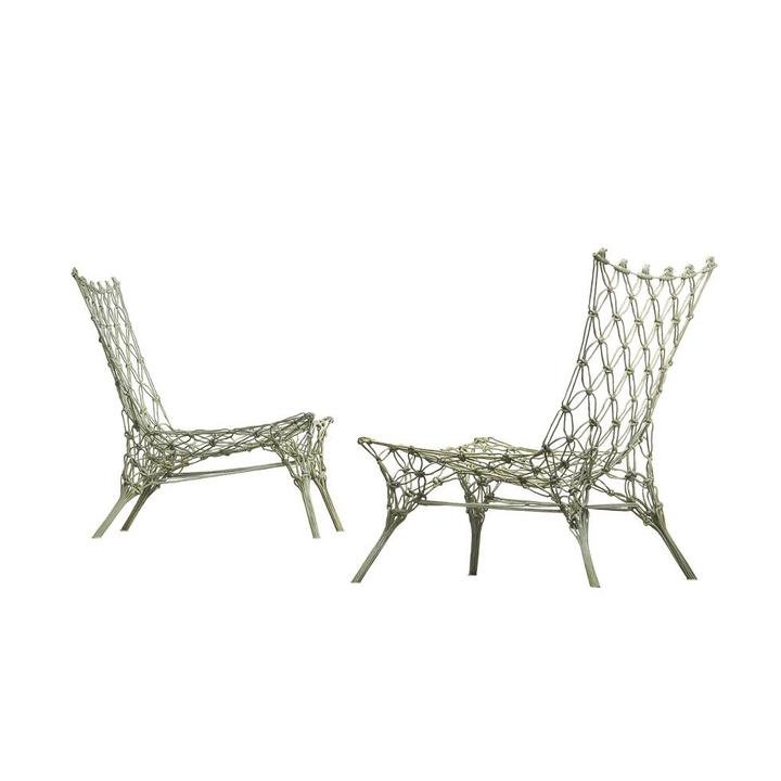 Cappellini Knotted Chair