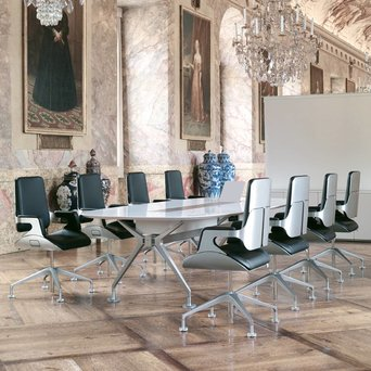 Interstuhl Interstuhl Silver | 892S | Conference table