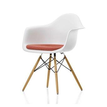 Vitra Vitra Eames Plastic Armchair DAW | Seat upholstery