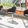 Vitra Eames Plastic Armchair DAL   Seat upholstery