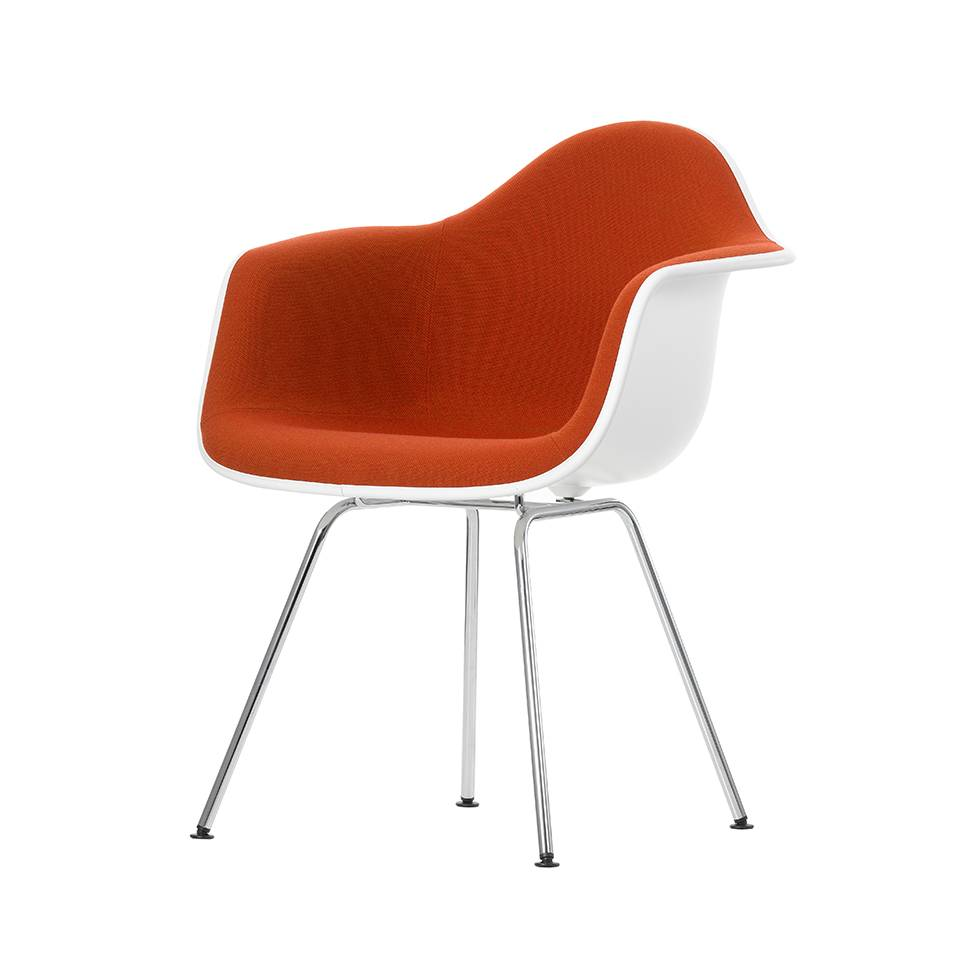 Vitra Vitra Eames Plastic Armchair DAX | With full ...