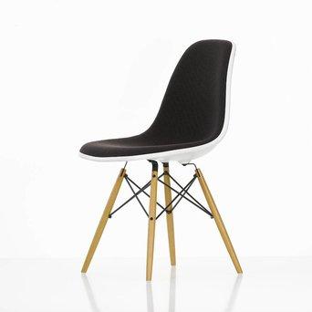 Vitra Vitra Eames Plastic Side Chair DSW | Volledig bekleed