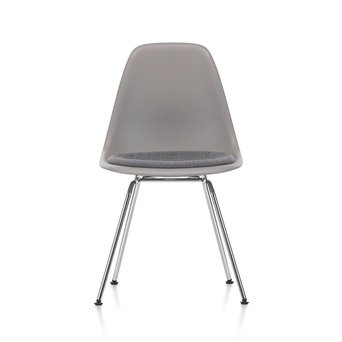 Vitra Vitra Eames Plastic Side Chair DSX | Seat upholstery