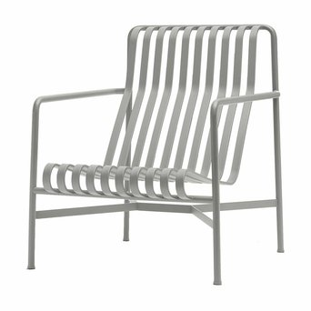 HAY HAY Palissade Lounge Chair High