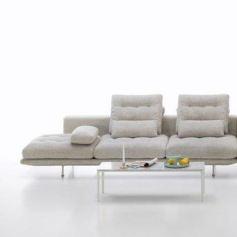 Vitra Vitra Grand Sofà | Open | 3-Seater