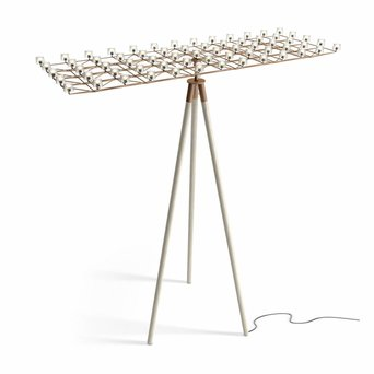 Moooi Moooi Space-Frame | Floor lamp