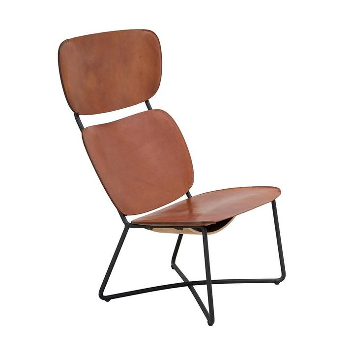 Functionals Miller High Lounge Chair