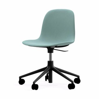 Normann Copenhagen Normann Copenhagen Form Chair Swivel 5W Gaslift | Full upholstery