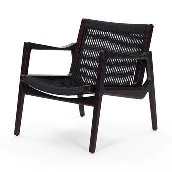 Classicon Classicon Euvira Lounge Chair | Nylon koord