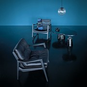 Classicon Euvira Lounge Chair   Volledig bekleed