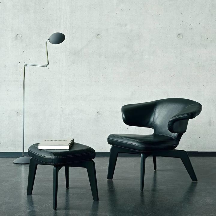 Classicon Munich Lounge Chair