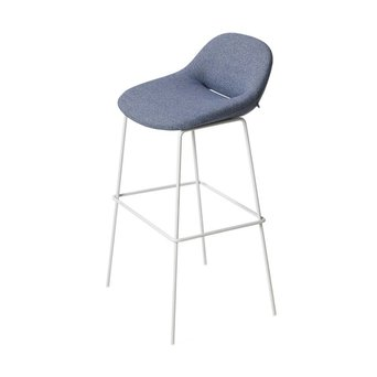 Artifort Artifort Beso | Bar stool | Four-legged steel