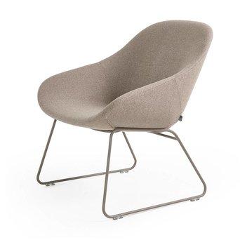 Artifort Artifort Beso Lounge | Kufengestell