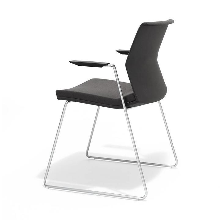 Bene B_Side | Seat- and backshell upholstered