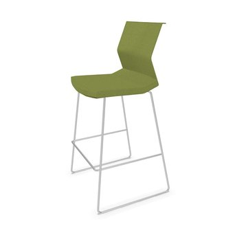 Bene B_Side | Bar stool | Seat- and backshell upholstered