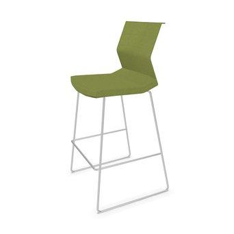 Bene Bene B_Side | Barhocker | Sitz- und Rückenschale gepolstert