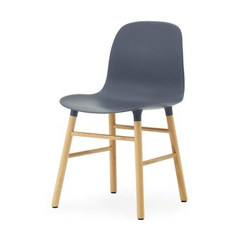 Normann Copenhagen Normann Copenhagen Form Chair Wood