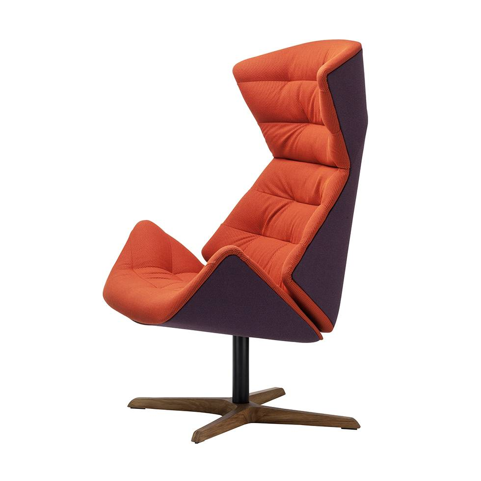 Thonet 808 Lounge Chair Workbrands