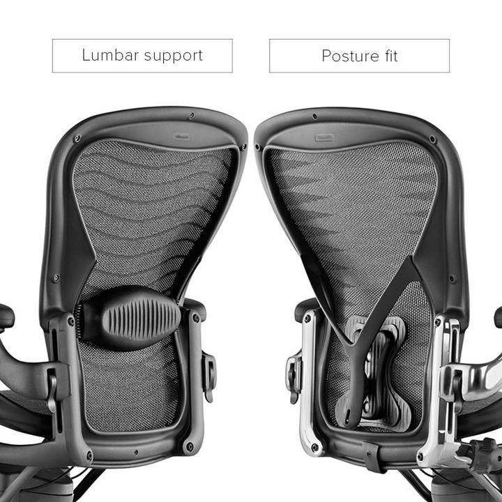 OUTLET | Herman Miller Aeron Chair Classic | Size A