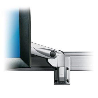Dataflex Dataflex Viewmaster wall mount rail adapter - option 07