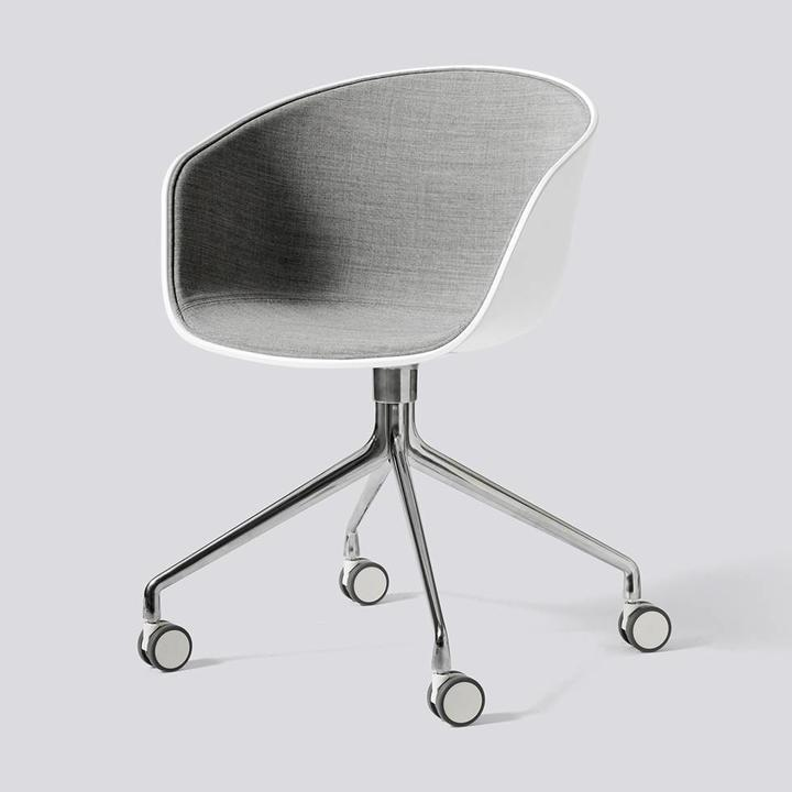 HAY About A Chair / AAC 24 | Voorzijde bekleed
