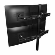 Dataflex Viewmaster Multi-Monitor-System - Schreibtisch 32