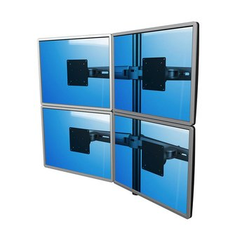 Dataflex Dataflex Viewmaster Multi-Monitor-System - Schreibtisch 32