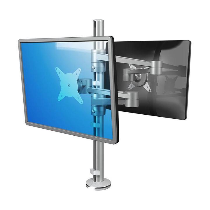 Dataflex Viewlite monitor arm - desk 14