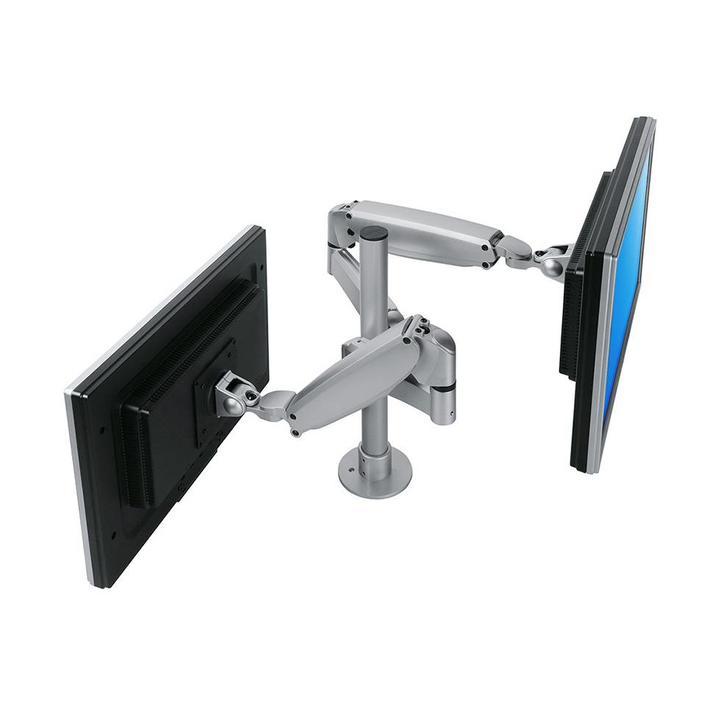 Dataflex Viewmaster monitor arm - desk 59