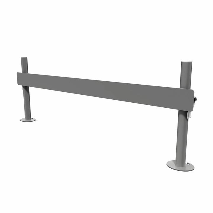 Dataflex Viewmate Schienensystem - Schreibtisch 11