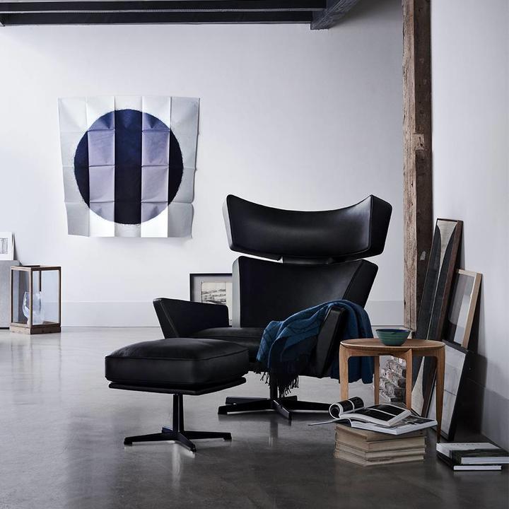 Fritz Hansen Oksen   Loungesessel