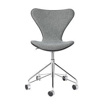 Fritz Hansen Fritz Hansen Series 7 | 3117 | Front upholstery | Veneer