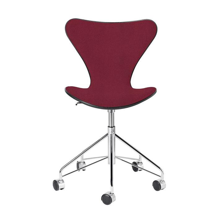 Fritz Hansen Series 7 | 3117 | Front upholstery | Lacquered