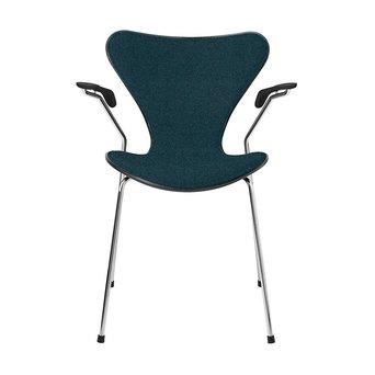 Fritz Hansen Fritz Hansen Series 7 | 3207 | Front upholstery | Coloured ash