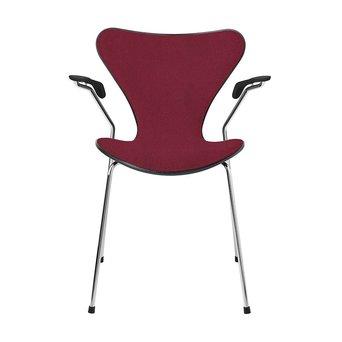 Fritz Hansen Fritz Hansen Series 7 | 3207 | Front upholstery | Lacquered