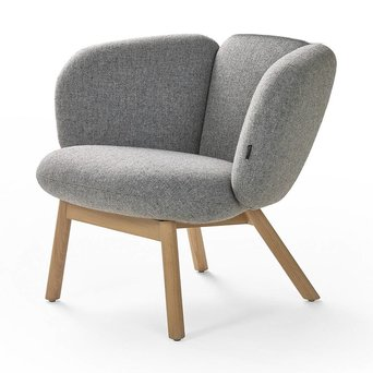 Artifort Artifort Bras Easy Chair | Four-legged