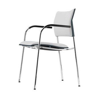 Thonet Thonet S 360 PFST | Kunststof zitschaal | Met zitschaal kussens